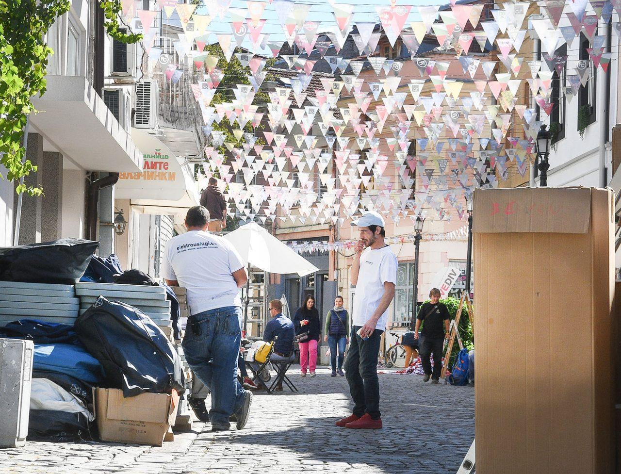 Пловдив се готви за Капана фест 02