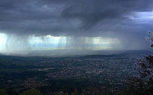 Дъжд софия