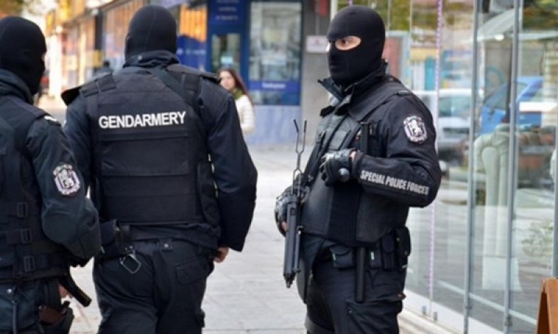 Полиция, ГДБОП