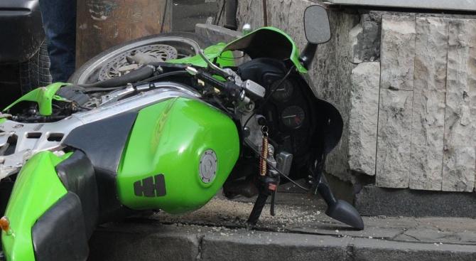 Мотор, Катастрофа