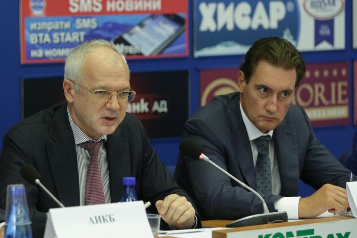 Кирил Домусчиев Васил Велев