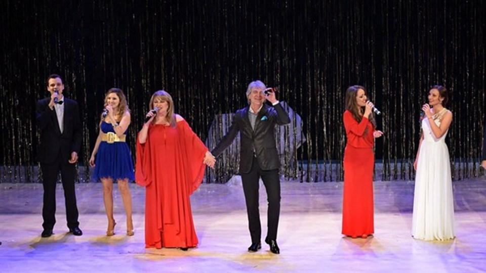 Вечните песни на България концерт