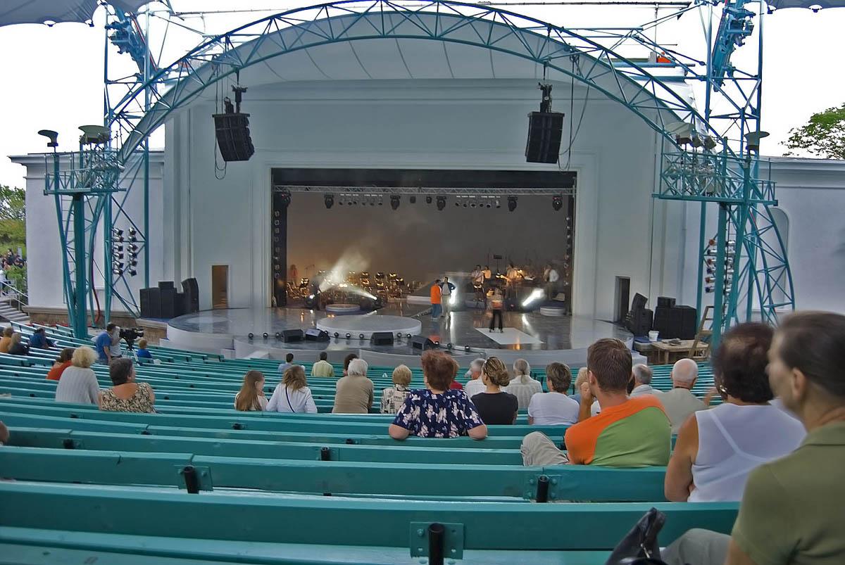 Летен театър Бургас