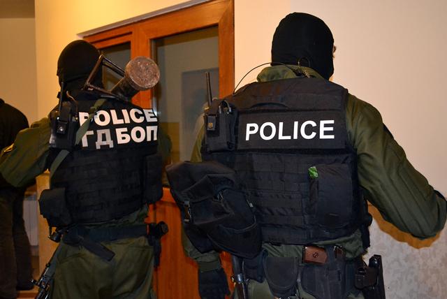 Полиция акция