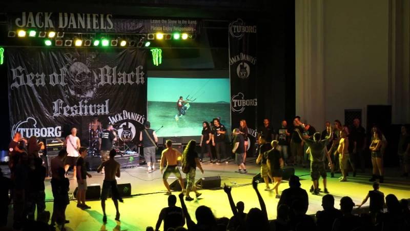Sea of black Бургас
