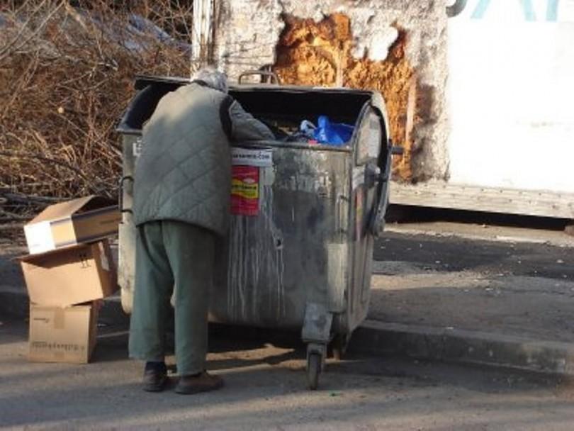 Бездомник, клошар
