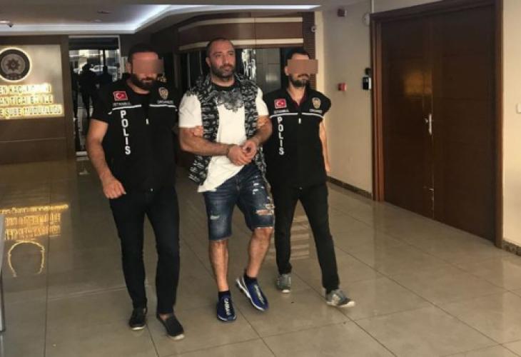 Арестуват Митьо Очите