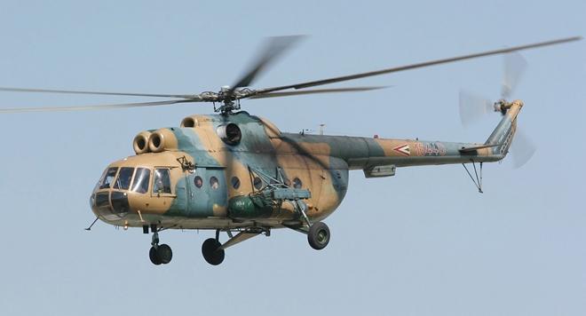 Военен хеликоптер