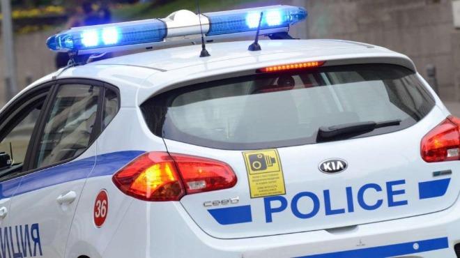 Полиция патрулка
