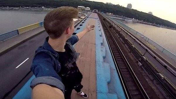 Селфи влак