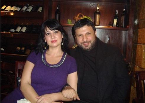 Тони Стораро и жена му