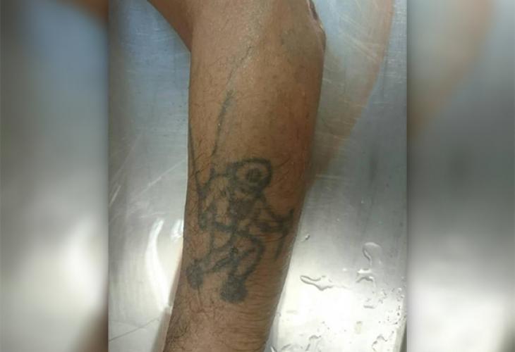 татуиран-мъж