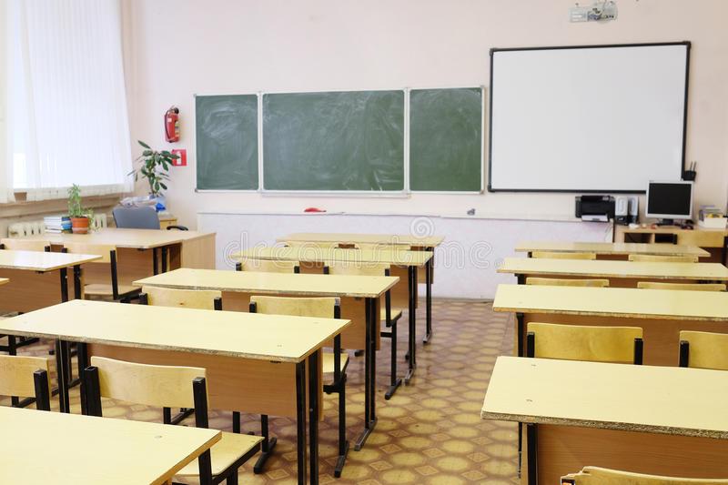 empty-school-class-interior-53679194