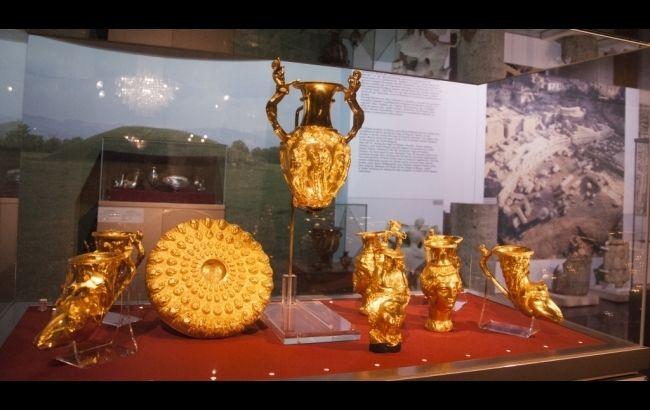Панагюрското съкровище