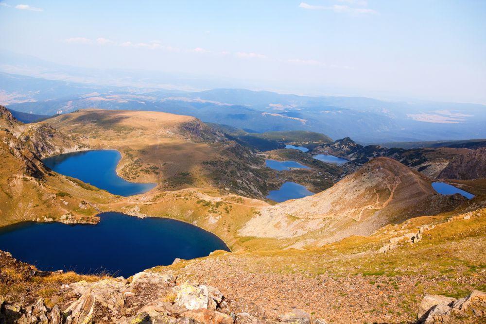 All Seven Rila Mountain Lakes
