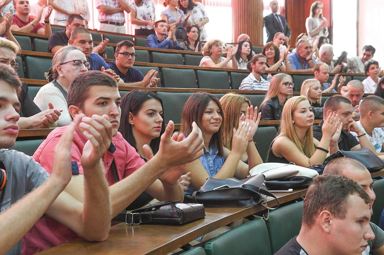 Откриване учебна година в Аграрен университет 03