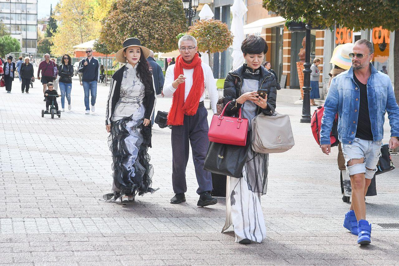 Туристи б Пловдив 05