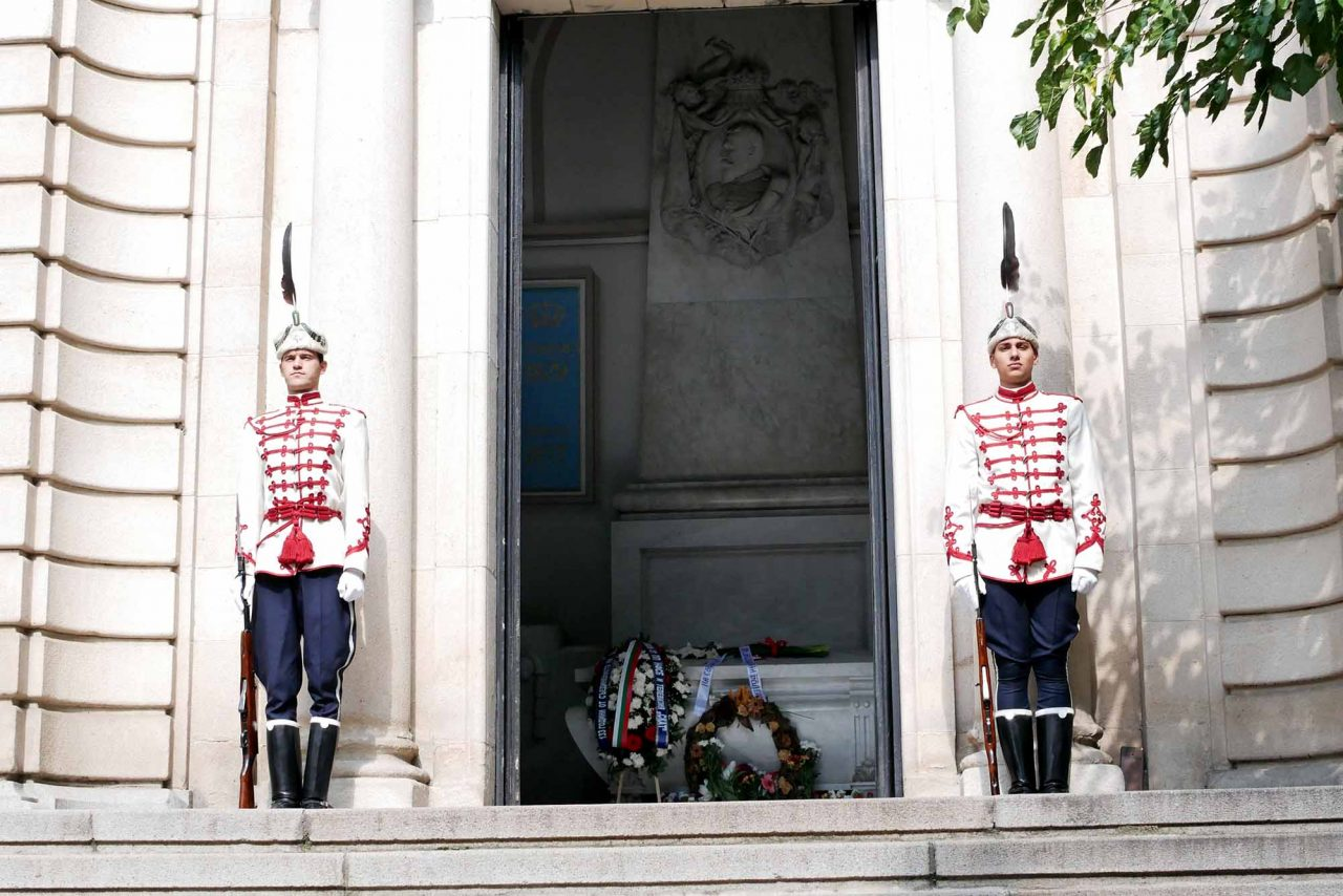 Честване на 133 години от съединението мавзолей на Княз Батенберг (5)