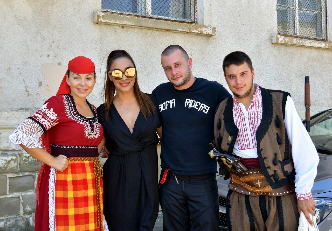 Софийски мотористи Да дарим усмивка Роман Мария Илиева (34)