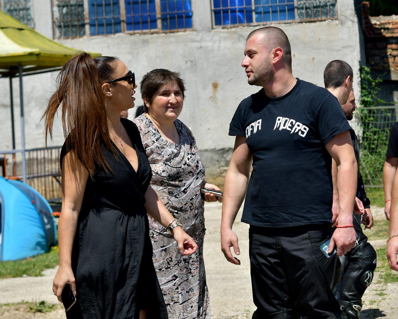 Софийски мотористи Да дарим усмивка Роман Мария Илиева (36)
