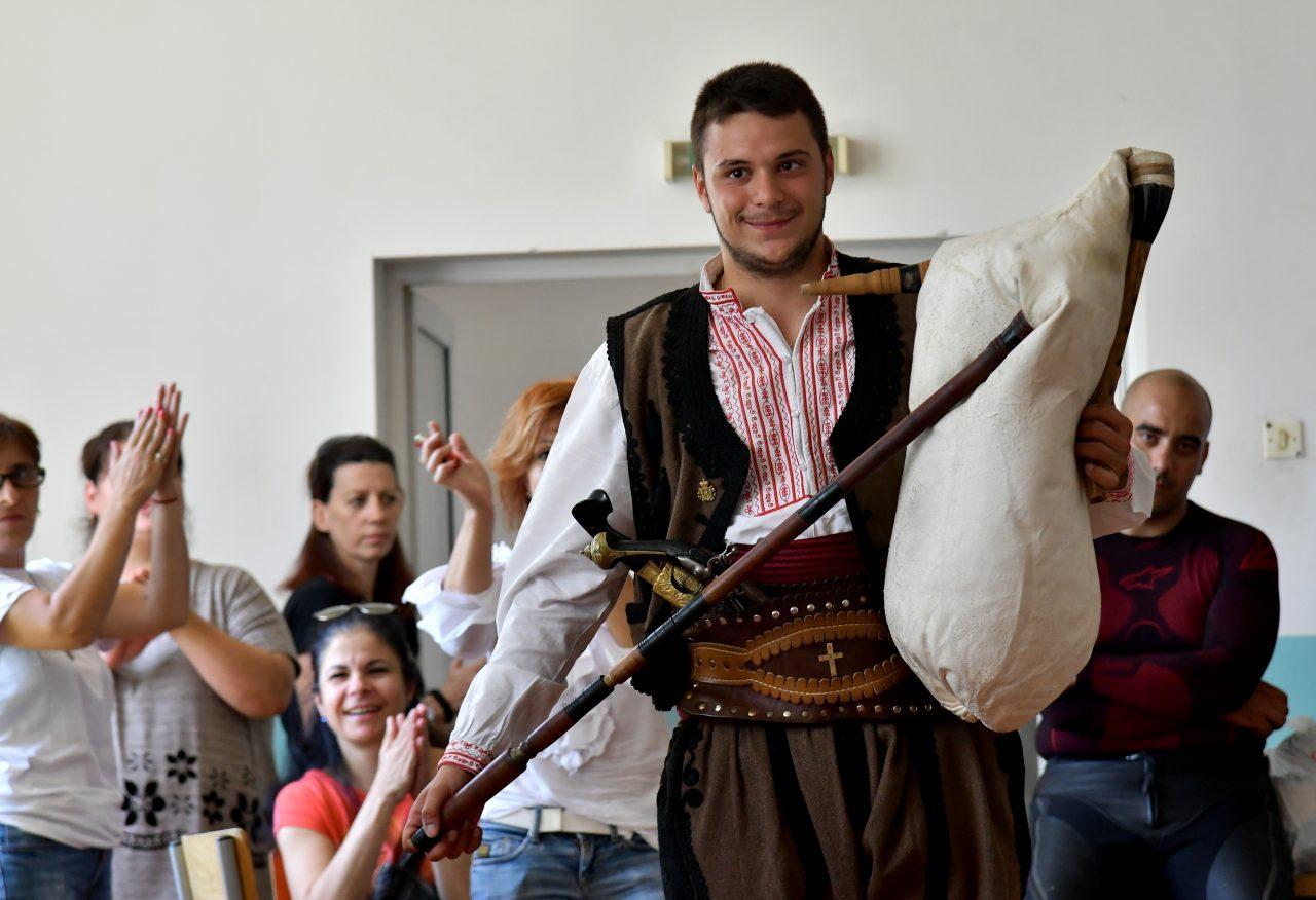 Софийски мотористи Да дарим усмивка Роман (31)