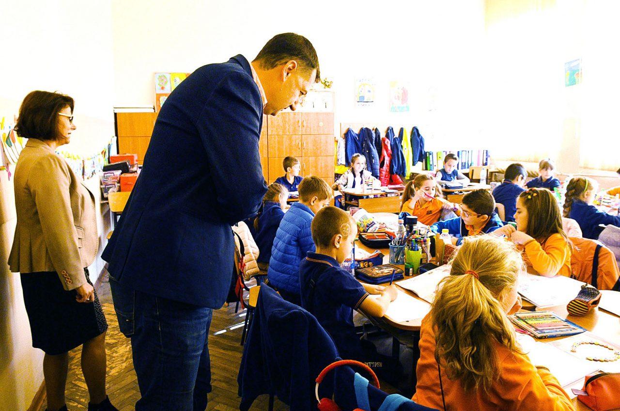 Иновациите повишиха успеха на децата от ОУ Яне Сандански 04
