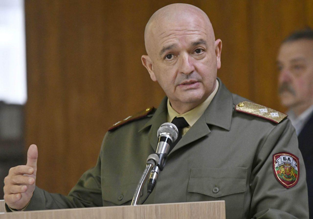 Генерал-майор д-р Венцислав Мутафчийски