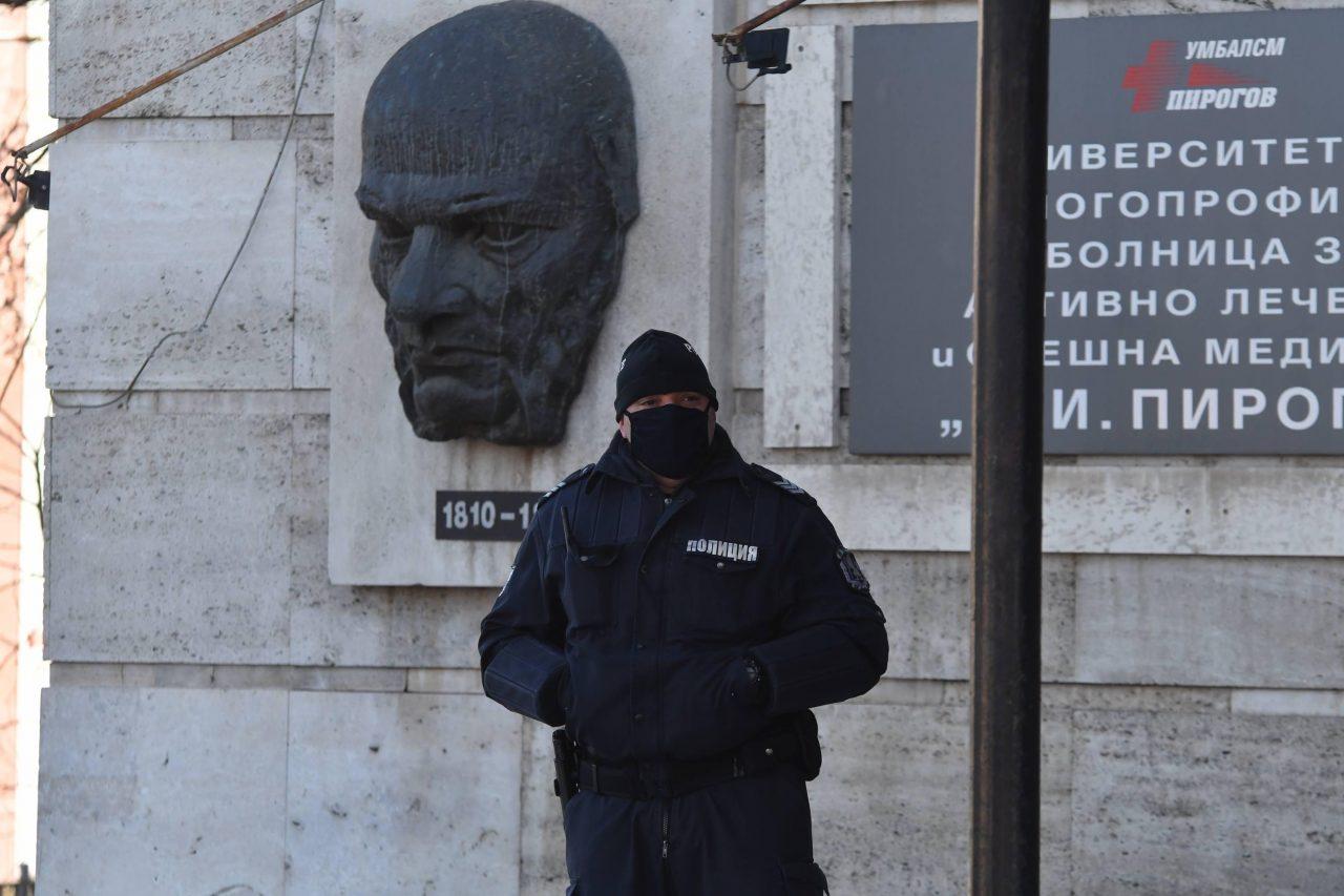 Пирогов, Полиция