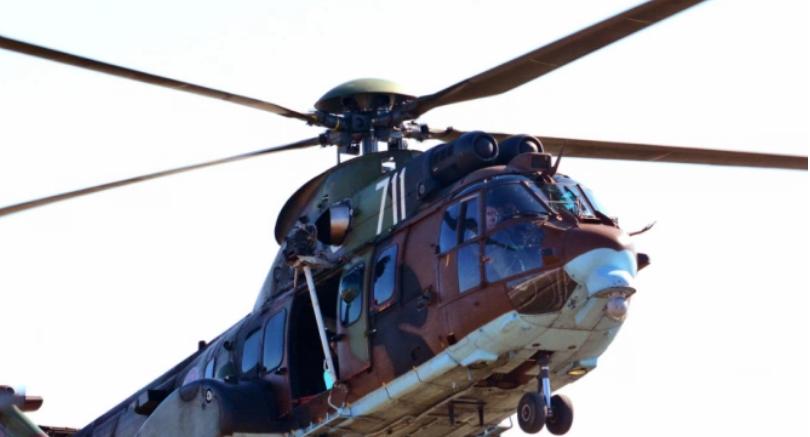 Военен вертолет