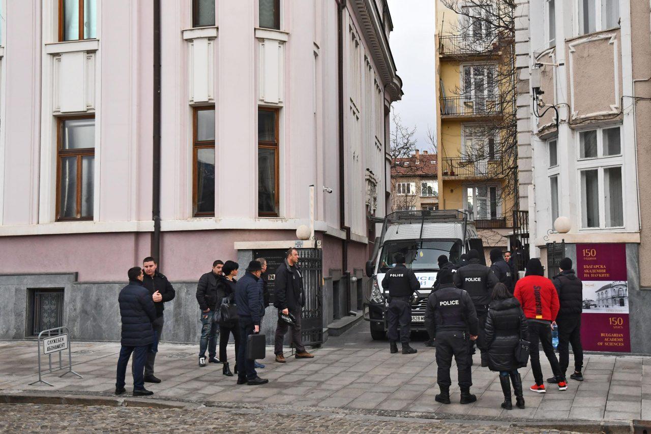 Полиция, Васил Божков