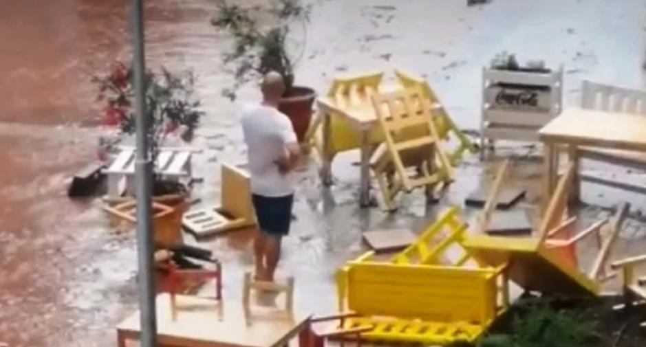 Буря, Варна