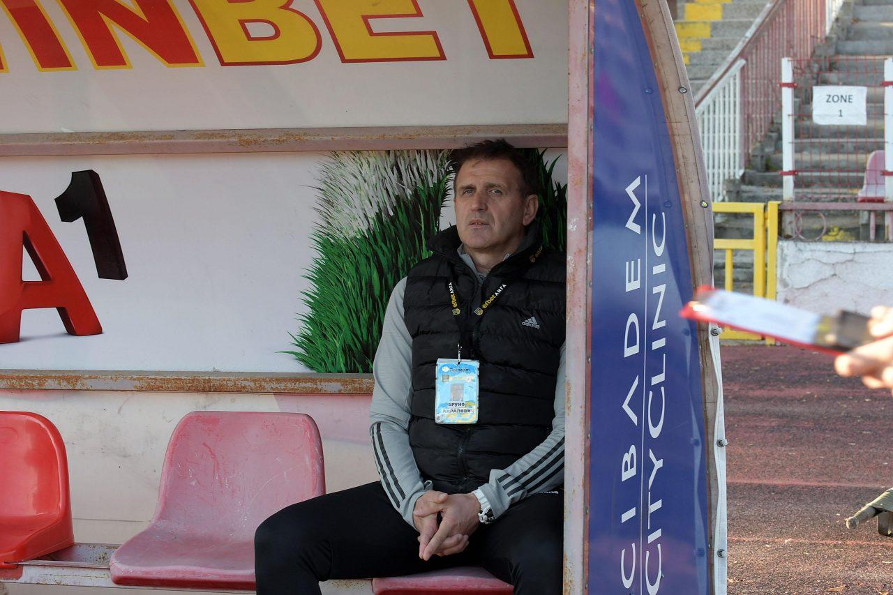 Бруно Акрапович, ЦСКА